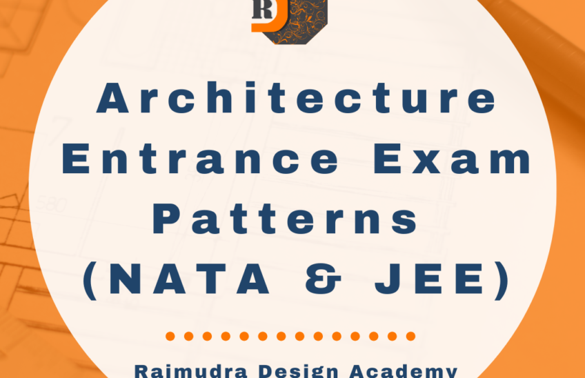 ARCHITECTURE ENTRANCE EXAM PATTERNS (NATA & JEE).